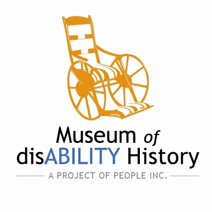 Logo Museum of disABILITY History